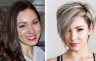 16 hair transformations that let people be seen in a totally different light ...