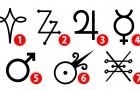 Welches dieser alchemistischen Symbole zieht dich am meisten an? Die Antwort wird zeigen, welche Herausforderung du gerade durchlebst.