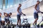 3 pazienti paraplegici tornano a camminare grazie alla stimolazione elettrica del midollo spinale