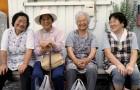 La popolazione più longeva del Giappone ci rivela 10 segreti per vivere sani e felici fino ai 100 anni