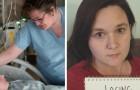Una mama pierde a su hija en el nacimiento: la carta que escribe a las enfermeras hace romper el corazon