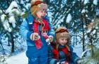 Kinder sollten auch draußen spielen, wenn es kalt ist... Worte eines Kinderarztes