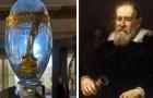 Der Mittelfinger von Galileo ist das Symbol all jener, die gegen die Unwissenheit kämpfen
