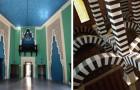 Rocchetta Mattei, das rein italienische architektonische Juwel, das wie ein Gemälde von Escher aussieht