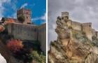 Puoi affittare questo meraviglioso castello nel centro Italia per meno di 100 euro