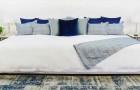 Den här madrassen är nästan 4 meter bred och är designad för en hel familj
