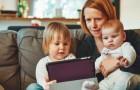 Einige Studien legen nahe: Kinder erben die Intelligenz vor allem von der Mama