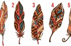 Which feather represents you the most? The choice will reveal your inner power
