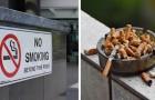 In Schweden wird es ab 2019 auch an öffentlichen Orten nicht mehr erlaubt sein, im Freien zu rauchen