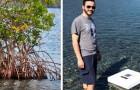 Dei ricercatori italiani creano un dispositivo che depura l'acqua sfruttando il segreto delle mangrovie