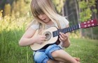 Children actually need fewer tablets and more musical instruments, according to many experts