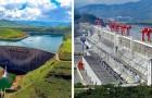 15 dighe tra le più imponenti che esistono al mondo