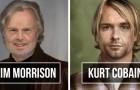 Icone della musica scomparse troppo presto: ecco che aspetto avrebbero avuto oggi