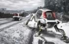 Hyundai komt met de eerste conceptauto die benen heeft