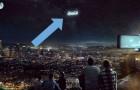 Cette startup veut projeter des publicités géantes dans le ciel nocturne