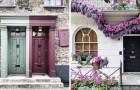 Questa donna ha fotografato alcuni tra i più affascinanti ed evocativi ingressi delle case di Londra