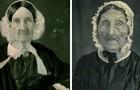 Voici les photos de la plus ancienne génération de personnes jamais photographiée