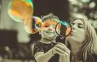 Il miglior regalo che si possa fare ad un bambino si chiama TEMPO