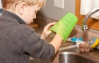 Children who help with housework become more autonomous and responsible adults