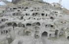 Turkije: tijdens de bouw van een winkelcentrum kwam een enorme ondergrondse stad aan het licht