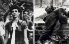 10 historische Fotos die zum Nachdenken anregen