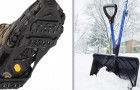 20 gadgets ingénieux pour affronter la neige et le gel sans crainte et surtout sans effort