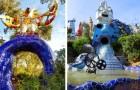 Il Giardino dei Tarocchi, il meraviglioso parco toscano in equilibrio tra arte e mistero