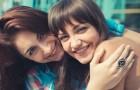 Tra sorelle la distanza non conta: possono stare lontane, ma rimangono una cosa sola