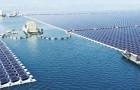 Cina: dai ruderi di un'ex miniera di carbone nasce uno degli impianti solari galleggianti più grandi al mondo