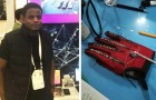 Un ragazzo del Kenya inventa dei guanti che traducono il linguaggio dei segni in parole