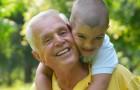 De prachtige voordelen om kinderen op te laten groeien samen met hun grootouders