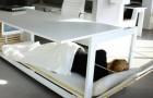 Questa scrivania con un letto è tutto ciò di cui hai bisogno per essere più produttivo a lavoro