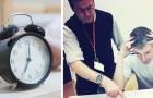 Iniziare a lavorare prima delle 10 di mattina è una vera tortura, lo afferma una ricerca
