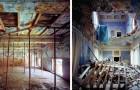 Un photographe français est entré dans les palais abandonnés de la Renaissance italienne et en a restitué toute la beauté