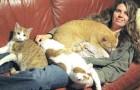 Wenn du denkst, dass Katzen ungesellig sind, ist es wahrscheinlich, dass du es selbst bist, so die Wissenschaft