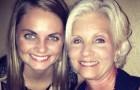 Efter att plötsligt ha förlorat sin mamma bestämmer sig dottern för att varna andra