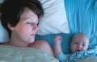 Dormire insieme nel lettone dei genitori fino ai 3 anni riduce lo stress nei bambini