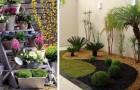 14 idee per rinnovare il vostro giardino senza spendere una fortuna