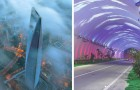 10 enorme Chinese infrastructuren die een plaats hebben verdiend tussen de wereldwijde records