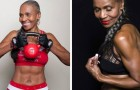 She is 80 years old, but do not try calling her grandma! She is the oldest bodybuilder in the world!