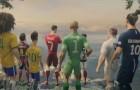 Lo spettacolare cortometraggio animato per i mondiali in Brasile 2014