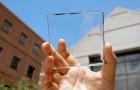 Dank dieser transparenten Solarmodule kann jedes Fenster zur Energiequelle werden