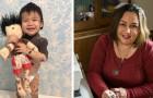 Una donna realizza bambole con le stesse disabilità dei bambini: quando le ricevono, le reazioni sono commoventi