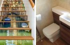 22 ontwerpideeën die van jouw huis een plek vol verrassingen zullen maken