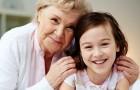 Da tua nonna hai ereditato molti aspetti fisici... ma anche il temperamento