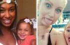 Una mujer agradeció con palabras dulces a la nueva pareja de su ex por haber tratado siempre a su hija como si fuera la suya