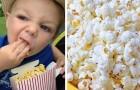 Wat dit kind heeft meegemaakt maakt duidelijk waarom popcorn niet aan kleine kinderen mag worden gegeven
