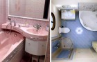 13 spunti per organizzare un bagno minuscolo in modo da ottenere il massimo dello spazio