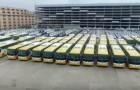 China heeft een vloot elektrische bussen geïntroduceerd die de oliemarkt in crisis brengt