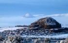 Barumini, die älteste Burg im Westen, befindet sich auf Sardinien